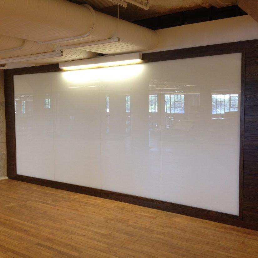 Large Glassboard Wall